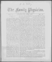 Sample The Family Physician front page
