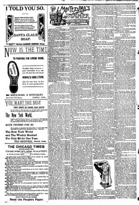 The Carroll Sentinel from Carroll, Iowa on October 5, 1894 · Page 10