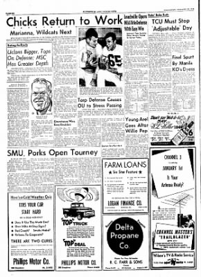 The Courier News from Blytheville, Arkansas on December 28, 1955 · Page 6