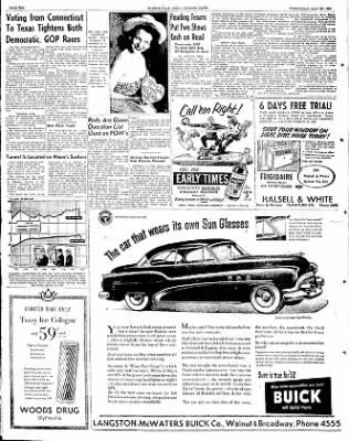 The Courier News from Blytheville, Arkansas on May 28, 1952 · Page 10