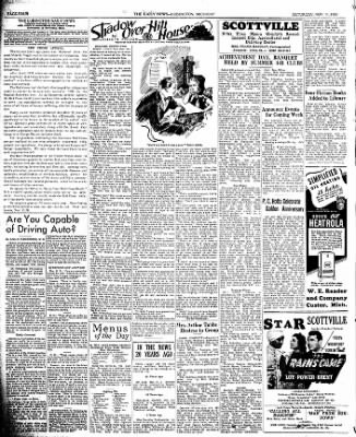 The Ludington Daily News from Ludington, Michigan on November 11, 1939 · Page 4