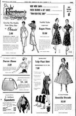 Cumberland Evening Times from Cumberland, Maryland on November 25, 1955 · Page 3