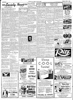The Courier News from Blytheville, Arkansas on June 12, 1953 · Page 4