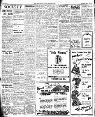 The Ludington Daily News from Ludington, Michigan on November 13, 1939 · Page 2