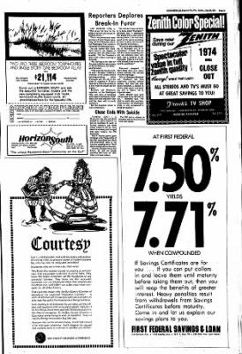 Panama City News-Herald from Panama City, Florida on June 30, 1974 · Page 6