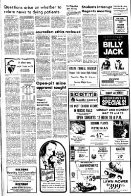 The Daily Journal from Fergus Falls, Minnesota on May 11, 1974 · Page 3