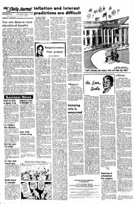 The Daily Journal from Fergus Falls, Minnesota on May 11, 1974 · Page 4