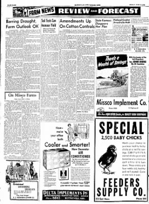The Courier News from Blytheville, Arkansas on June 12, 1953 · Page 8