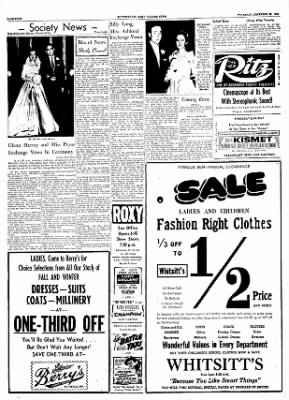 The Courier News from Blytheville, Arkansas on December 29, 1955 · Page 4