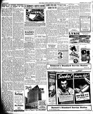 The Ludington Daily News from Ludington, Michigan on November 14, 1939 · Page 8