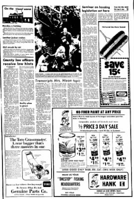 The Daily Journal from Fergus Falls, Minnesota on May 22, 1974 · Page 8