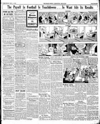 The Ludington Daily News from Ludington, Michigan on November 15, 1939 · Page 7