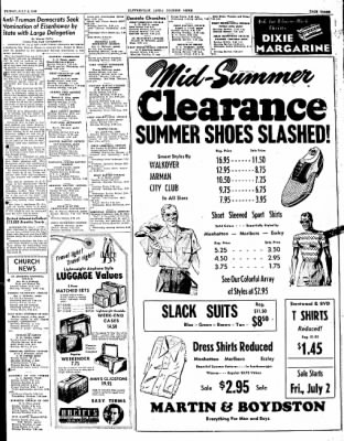 The Courier News from Blytheville, Arkansas on July 2, 1948 · Page 3