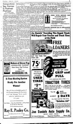 Globe-Gazette from Mason City, Iowa on July 16, 1948 · Page 20