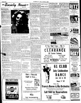The Courier News from Blytheville, Arkansas on July 2, 1948 · Page 4
