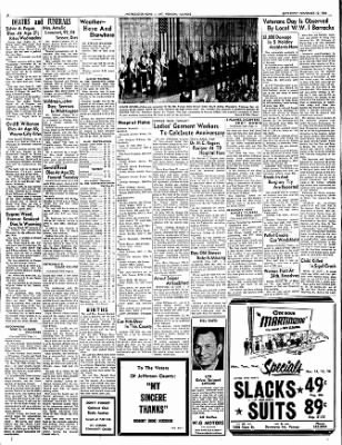 Mt. Vernon Register-News from Mt Vernon, Illinois on November 12, 1966 · Page 2
