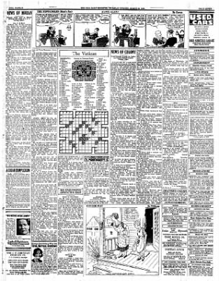 Iola Daily Register And Evening News from Iola, Kansas on March 30, 1933 · Page 7