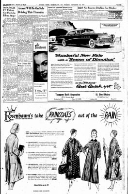 Cumberland Evening Times from Cumberland, Maryland on November 29, 1955 · Page 3