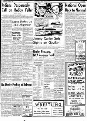The Courier News from Blytheville, Arkansas on June 13, 1953 · Page 5