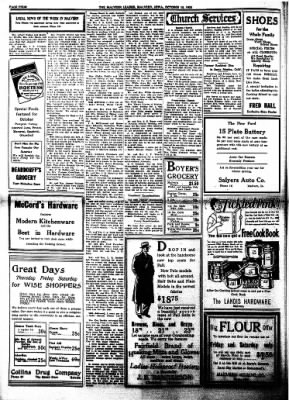 The Malvern Leader from Malvern, Iowa on October 12, 1933 · Page 4
