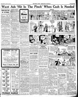 The Ludington Daily News from Ludington, Michigan on November 16, 1939 · Page 7