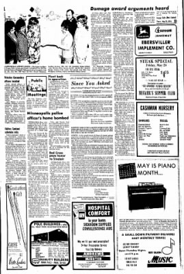 The Daily Journal from Fergus Falls, Minnesota on May 23, 1974 · Page 8