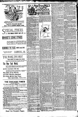 The Carroll Sentinel from Carroll, Iowa on October 26, 1894 · Page 10