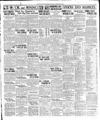The Bakersfield Californian from Bakersfield, California on February 6, 1933 · Page 11