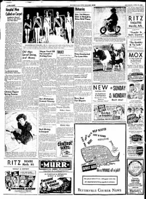 The Courier News from Blytheville, Arkansas on June 13, 1953 · Page 8