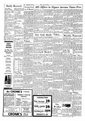 Carrol Daily Times Herald from Carroll, Iowa on November 19, 1970 · Page 14