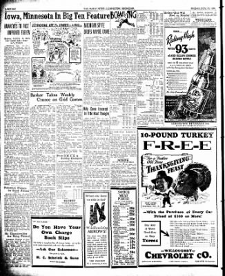 The Ludington Daily News from Ludington, Michigan on November 17, 1939 · Page 6