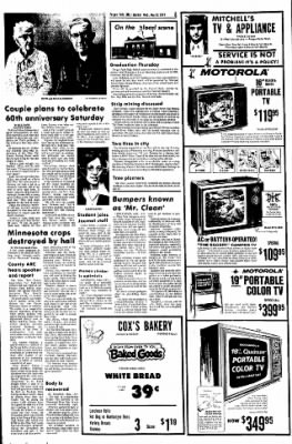 The Daily Journal from Fergus Falls, Minnesota on May 29, 1974 · Page 8