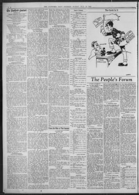 Hartford Courant from Hartford, Connecticut on July 18, 1943 · 16