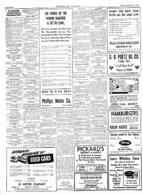 The Courier News from Blytheville, Arkansas on December 30, 1955 · Page 8