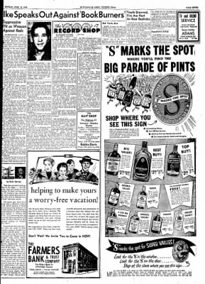 The Courier News from Blytheville, Arkansas on June 15, 1953 · Page 7