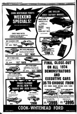 Panama City News-Herald from Panama City, Florida on June 30, 1974 · Page 38
