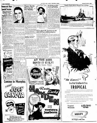 The Courier News from Blytheville, Arkansas on July 2, 1948 · Page 16