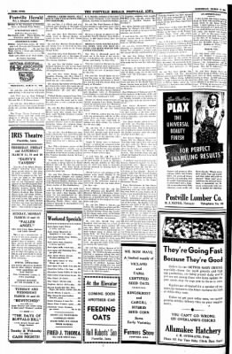 Postville Herald from Postville, Iowa on March 13, 1946 · Page 4