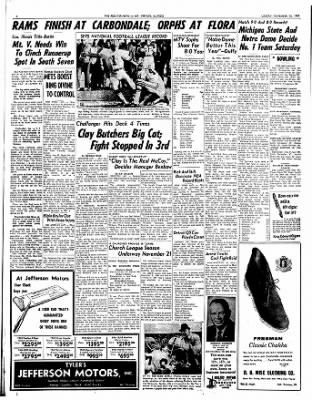 Mt. Vernon Register-News from Mt Vernon, Illinois on November 15, 1966 · Page 8