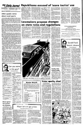 The Daily Journal from Fergus Falls, Minnesota on June 5, 1974 · Page 2