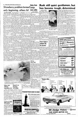 Redlands Daily Facts from Redlands, California on May 18, 1965 · Page 6