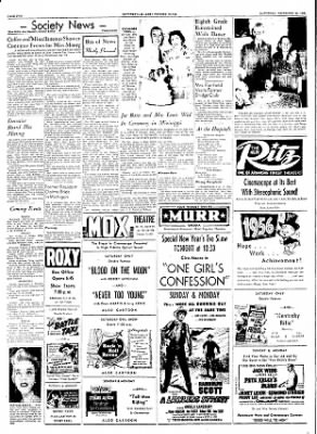 The Courier News from Blytheville, Arkansas on December 31, 1955 · Page 2