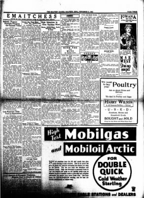 The Malvern Leader from Malvern, Iowa on November 9, 1933 · Page 3