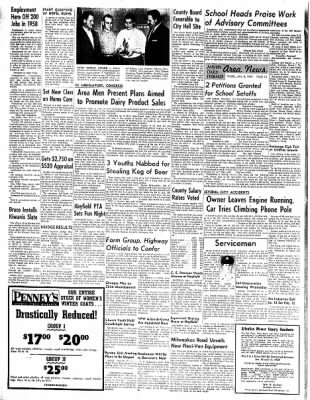 The Austin Daily Herald from Austin, Minnesota on January 8, 1959 · Page 10