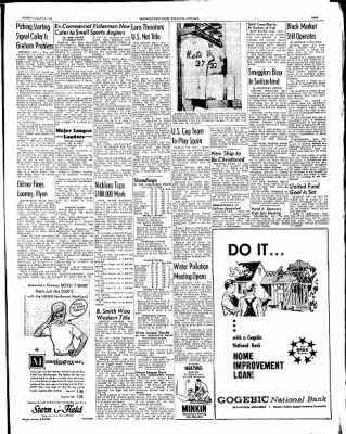 Ironwood Daily Globe from Ironwood, Michigan on August 3, 1965 · Page 9