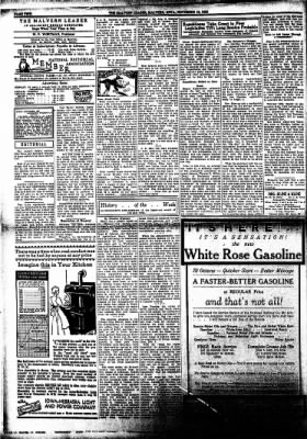 The Malvern Leader from Malvern, Iowa on November 16, 1933 · Page 2