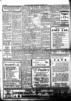 The Malvern Leader from Malvern, Iowa on November 16, 1933 · Page 4