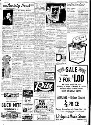 The Courier News from Blytheville, Arkansas on June 16, 1953 · Page 4