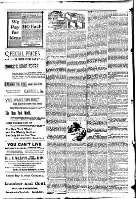 The Carroll Sentinel from Carroll, Iowa on November 9, 1894 · Page 10