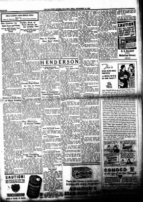 The Malvern Leader from Malvern, Iowa on November 16, 1933 · Page 6